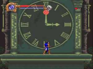 Castlevania Clock Tower