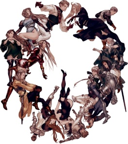 Tactics Ogre Jobs