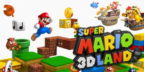 Super Mario 3D Land game cover
